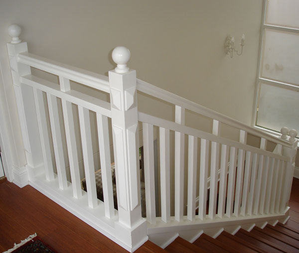 Upstairs Stairs Amp Balustrades Balustrades